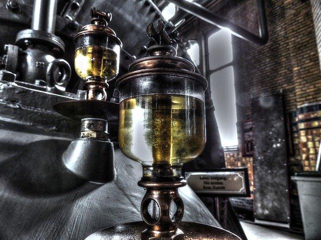 mazací olej