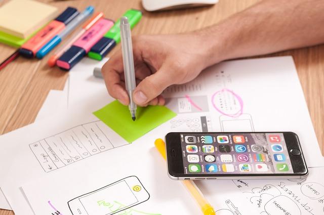 design mobilu