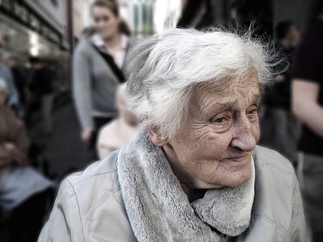 Žena v letech