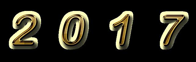 zlaté číslo 2017