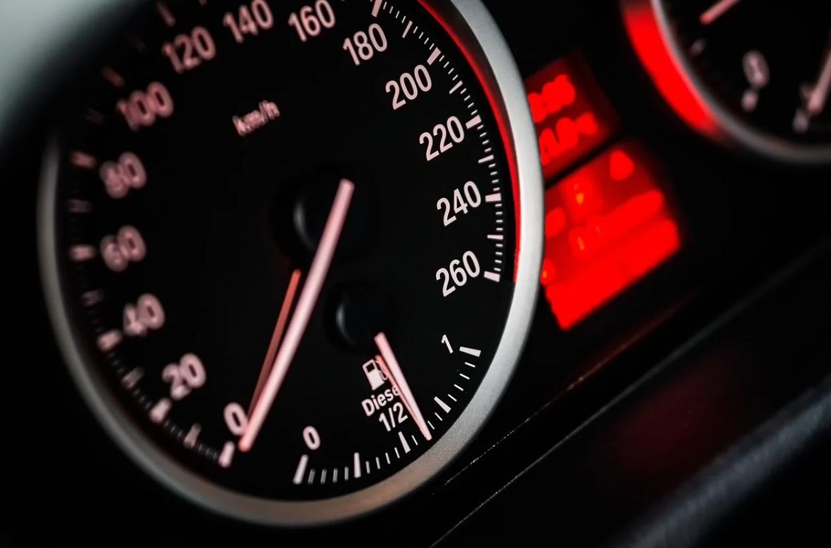 měření rychlosti